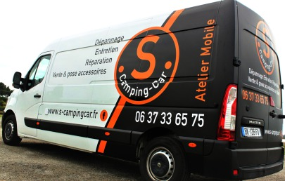 Camion atelier S campingcar